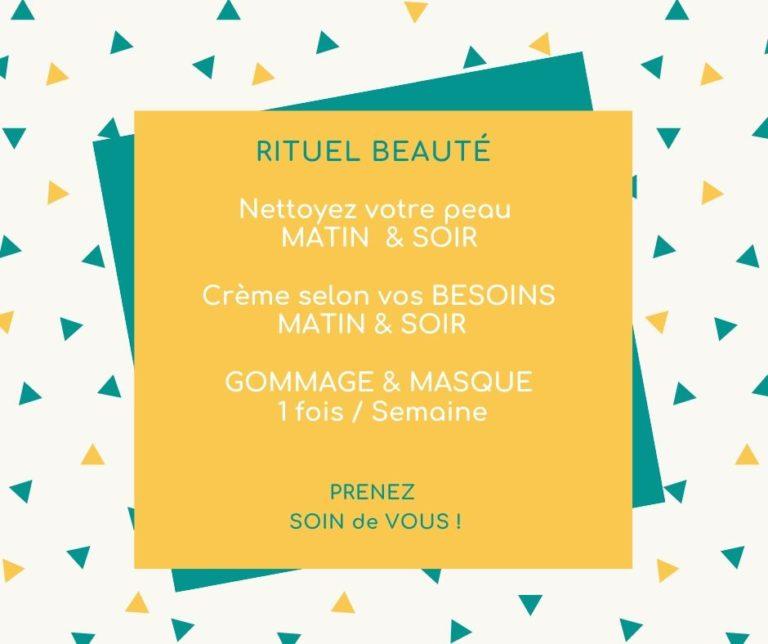 Read more about the article RITUEL BEAUTÉ