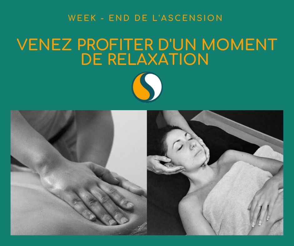 WEEK – END DE L'ASCENSION