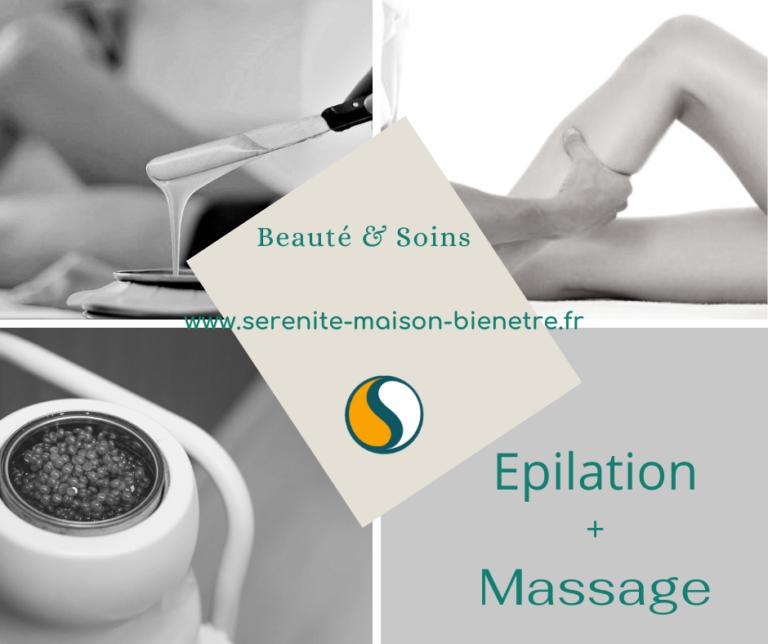 ☯️ Epilation & Massage ☯️