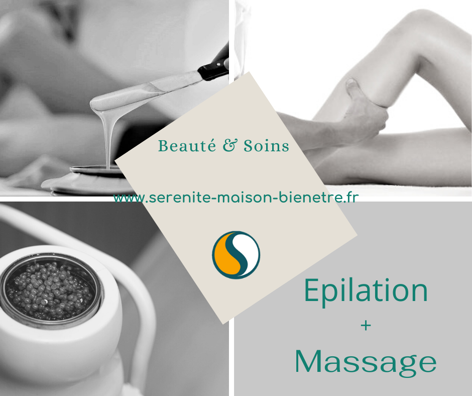 ☯️ Epilation & Massage ☯️