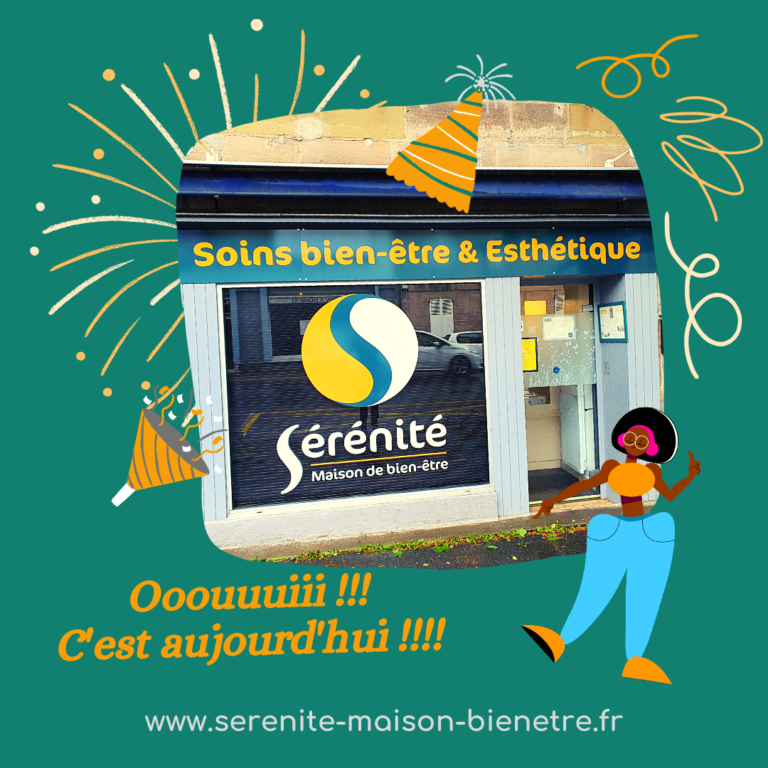 Read more about the article 🥳 AUJOURD'HUI 🥳