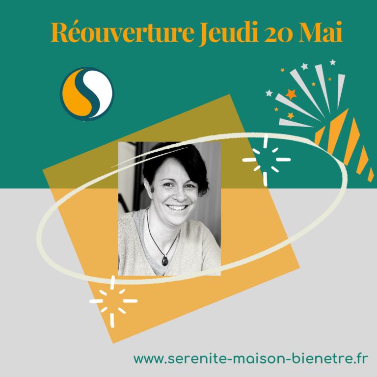Read more about the article 📣 Réouverture 📣